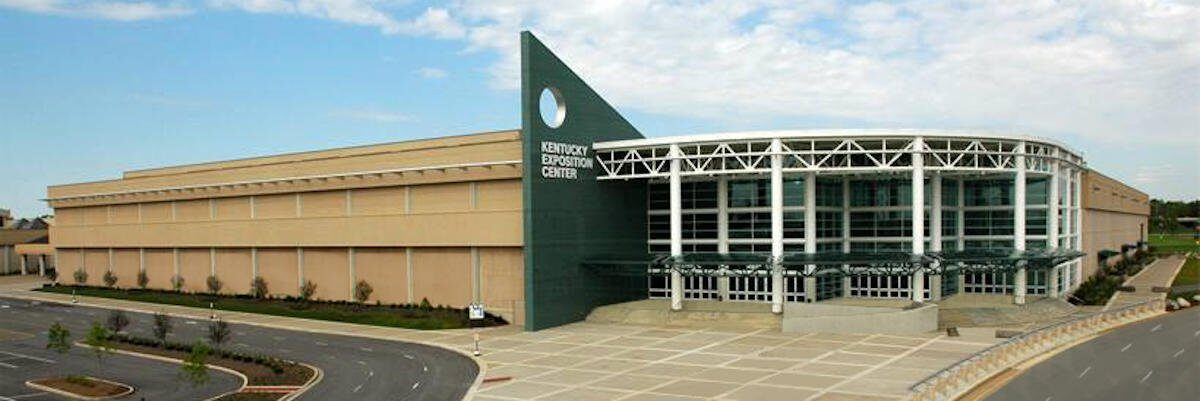 Kentucky Exposition Center in Louisville, KY (photo from KY Expo Facebook page)